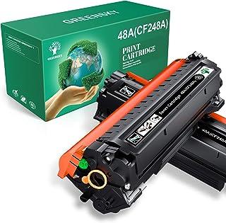 GREENSKY Compatible Toner Cartridge Replacement for HP 48A CF248A for HP Laserjet Pro MFP M15w M29w M28w M15a M28 M31 M15 ...