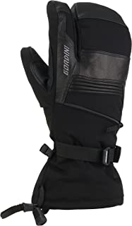 Gordini Mens 4M2173 Fuse Three Finger Mitten