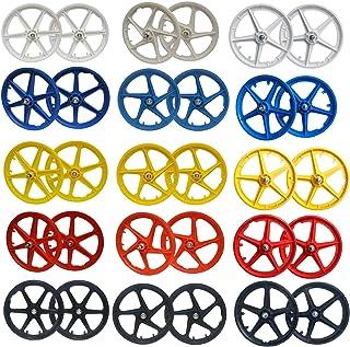 """Trinity 20"""" BMX Mag Wheels Juego de ruedas delanteras y"""