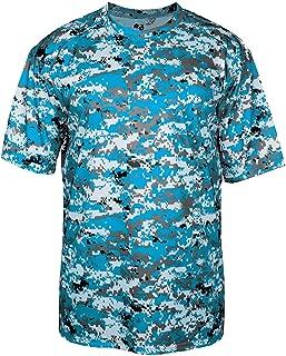 B-Core Shoulder Panel Performance Camo T-Shirt