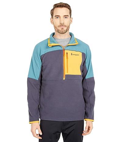 Cotopaxi Dorado 1/2 Zip Fleece Jacket (Submarine/Graphite) Men