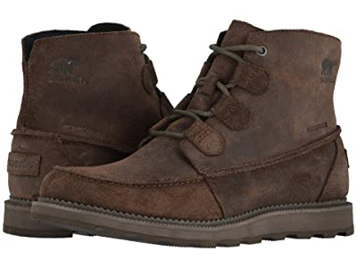 SOREL Madsontm Caribou Waterproof (Tobacco) Men