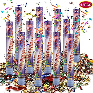 15インチのパーティーポッパー。(12個)/ ジャイアント紙ふぶきキャノン♪ハロウィン♪クリスマス♪/Confetti Cannon/Party Popper...