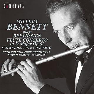 ベートーヴェン:フルート協奏