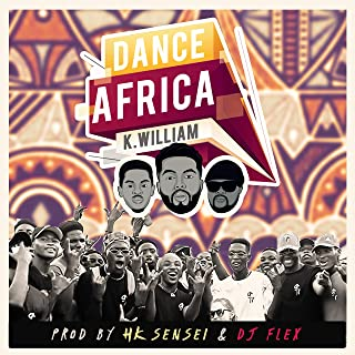 Dance Africa (feat. HK Sensei & DJ Flex)