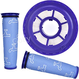 Gotty Filter Replacement for Dyson DC41,DC65,DC66 Hepa Post-Motor Filter & Pre-Motor Filter for Multi Floor,Animal and Ball Vacuums.Compatible Part#920769-01&920640-01