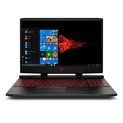 OMEN by HP 15-inch Gaming Laptop with FHD IPS Anti-Glare Narrow-