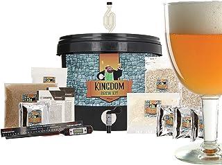 Brewferm Kingdom® - Kit brassage biere pour le brassage à domicile - Tripel - 5 Litre - Pack de brassage complet - Bière b...