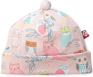 Zutano Baby-Girls Newborn Wide Awake Hat