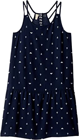 Roxy Kids - Moments of Time Strappy Dress (Big Kids)