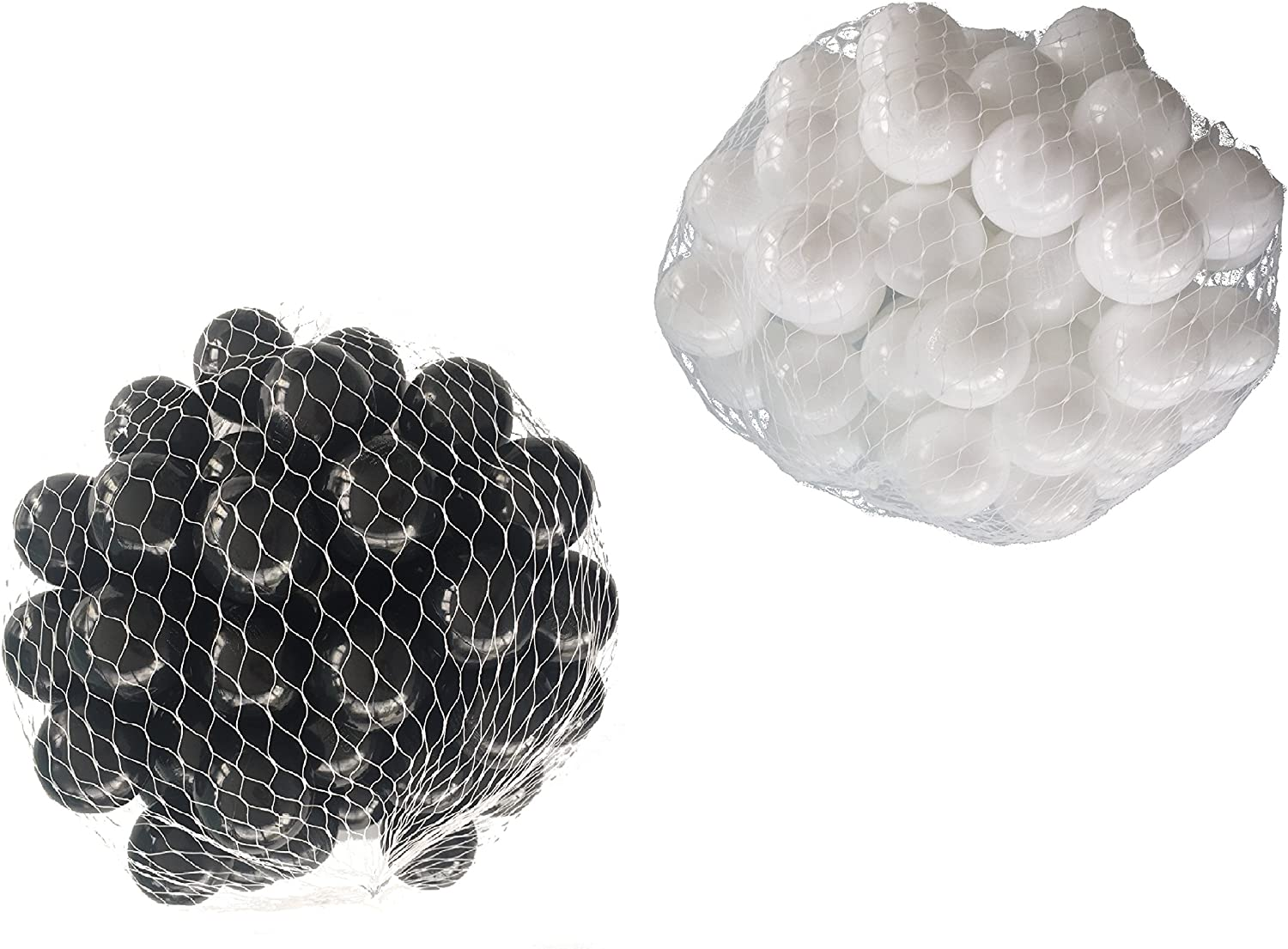 Balls For Ball Pool Mix Set with White and Black