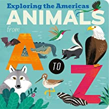 Animals from A to Z: Exploring the Americas