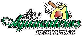 Aguacateros de Michoacan Baseball Team Car Decal/Sticker Multiple Sizes