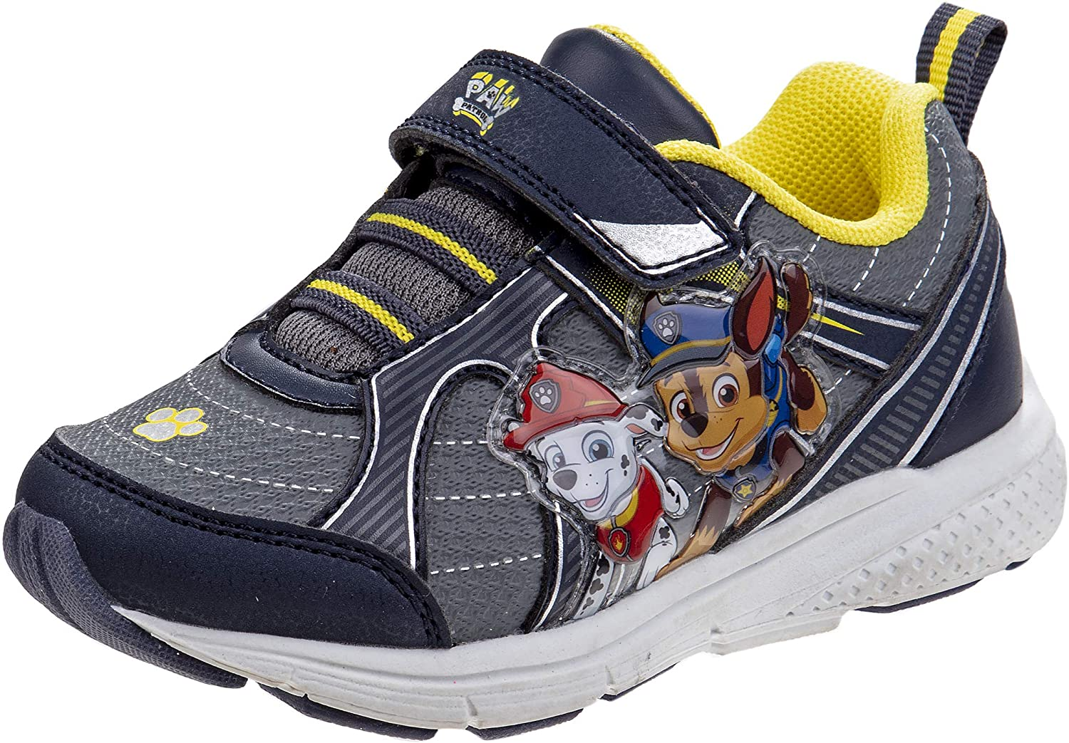 Josmo Boys Sales results No. 1 Paw Patrol Lightweight Sneaker with Closur Strap Easy Gifts