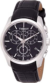 Tissot Sport Watch for Men,leather,T0356171605100 T