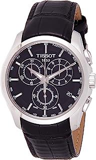 ساعة رياضية من تيسوت للرجال، جلد، T0356171605100 T