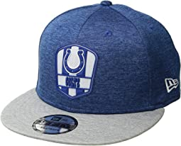 9Fifty Official Sideline Away Snapback - Indianapolis Colts
