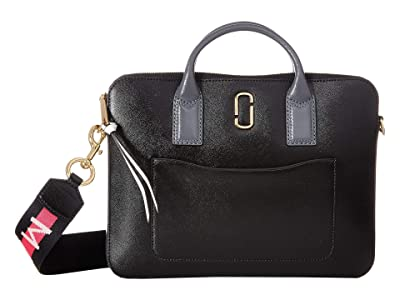 Marc Jacobs Snapshot Fluoro 13 Commuter Case (Black Multi) Computer Bags