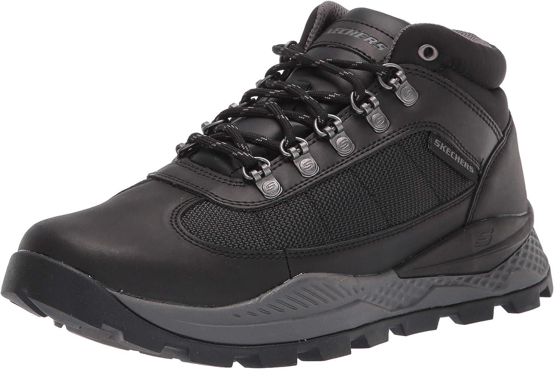 Skechers USA 国際ブランド Men's 値引き Boot Fashion
