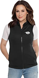 Touch by Alyssa Milano Adult Women Victory Vest, Black, Large