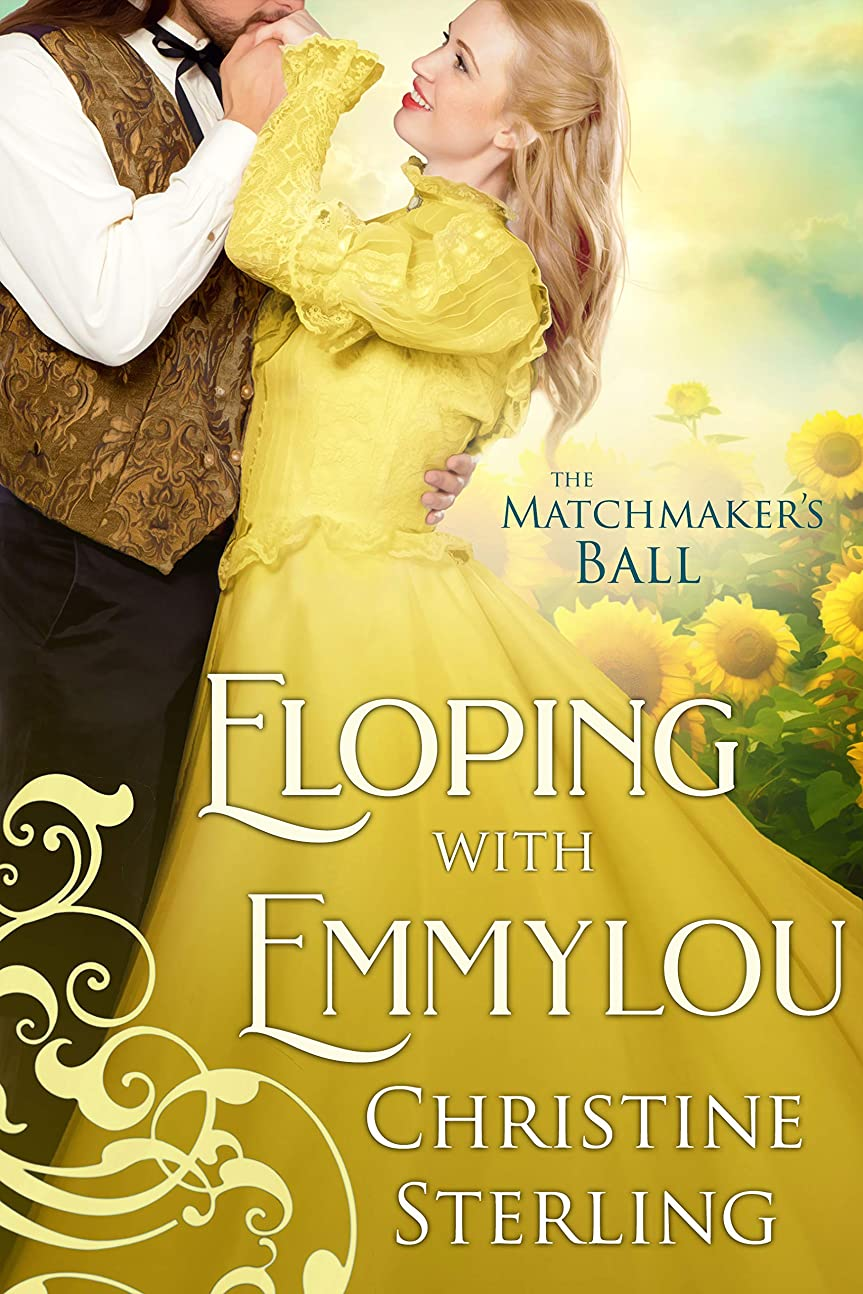 揃えるスタジアム伝染病Eloping with Emmylou (The Matchmaker's Ball Book 3) (English Edition)