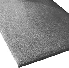 Rhino Mats CSE-3660 Comfort Step ESD Static Dissipative Anti-Fatigue Mat, 3' Width x 5' Length x 3/8