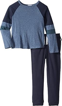Raglan Long Sleeve Set (Toddler)