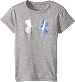 Under Armour Kids - Big Logo Foil Short Sleeve Tee (Little Kids)