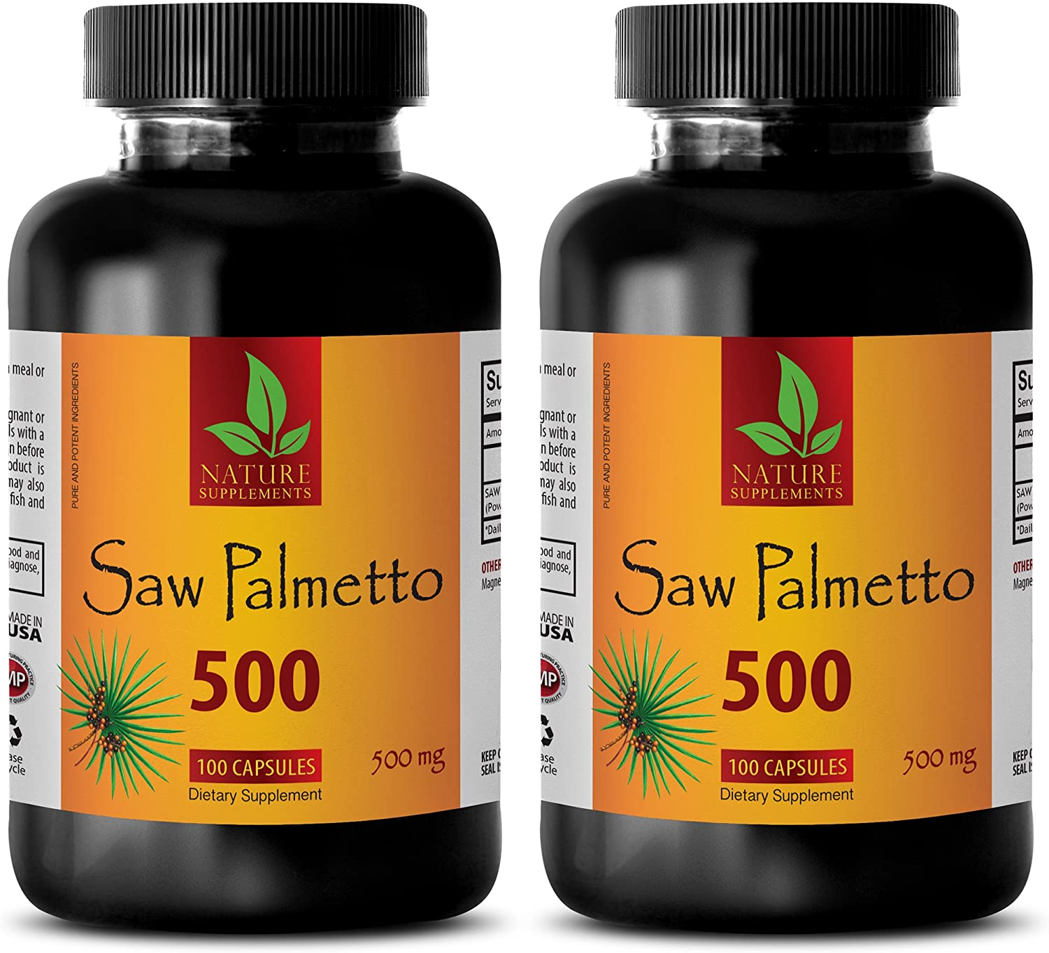 Prostate Support mart with Saw 500MG Palmetto - lowest price Pa