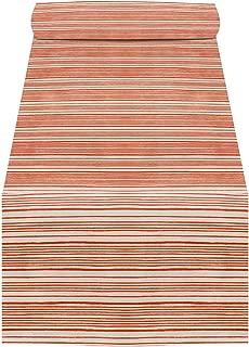 SARO LIFESTYLE Modern Stripe Design Table Runner, 16