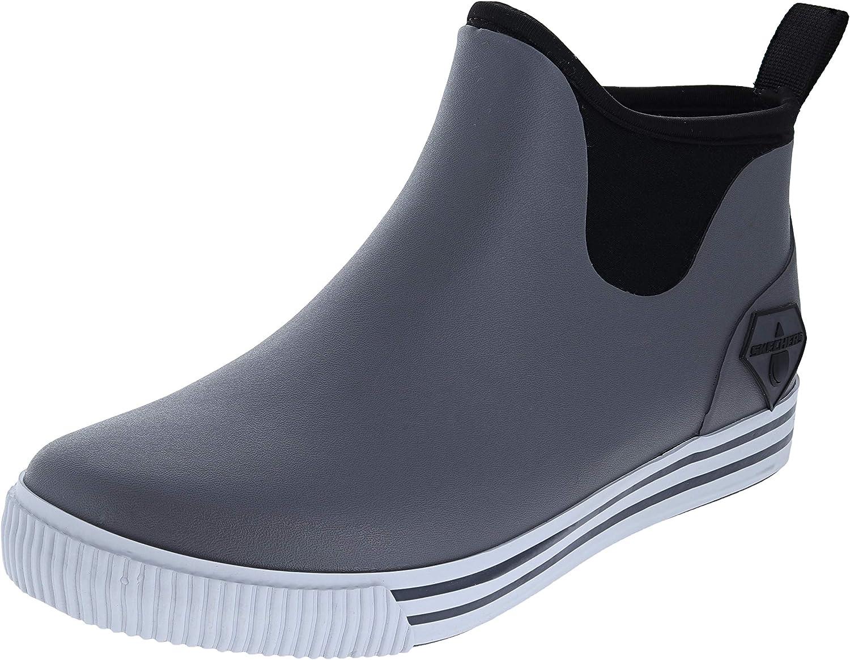 Skechers Men's Boot Rain Shoe