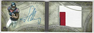 Jadeveon Clowney Houston Texans 2014 Five Star Football Autograph Patch /49