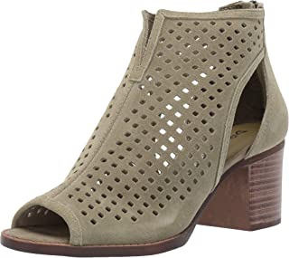 Best army green ankle boots peep toe Reviews