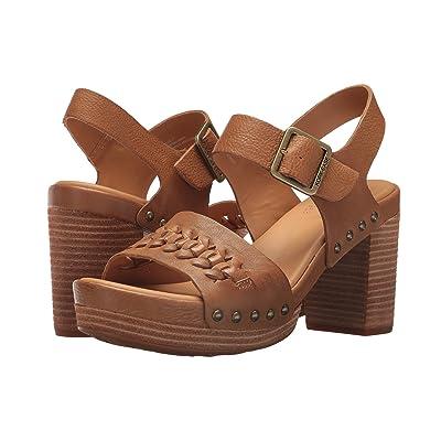Kork-Ease Pasilla (Light Brown Full Grain Leather) High Heels