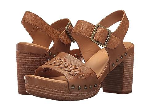 KORKEASE Pasilla, Light Brown Full Grain Leather