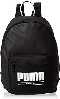 Puma Wmn Core Base Archive Backpack Black Bag For Women, Size One Size