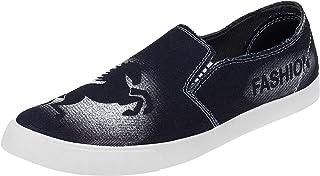 Earton Men Denim Loafers & Moccasins