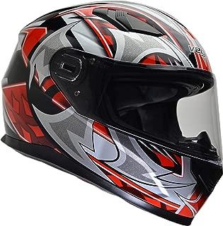 Best red full face helmet Reviews