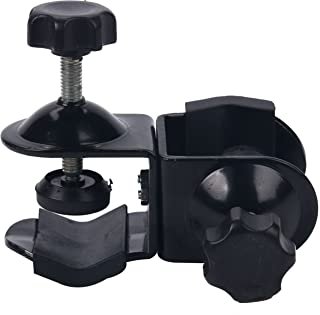Heavy Duty Metal Dual Double U Clip Clamp for Photo Studio Boom Arm Light Stand