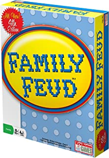 Endless Games Family Feud Game 3Rd Edition