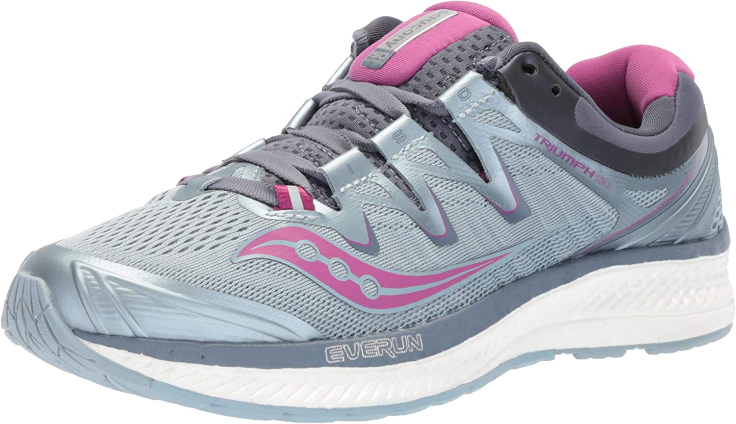 Saucony Unisex-Adult Colorado Springs Mall Women's Triumph High order 4 Running Shoe ISO