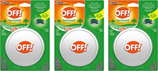OFF! Patio and Deck Coil Tin, 1 CT (Pack - 3)