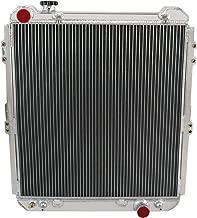 ALLOYWORKS 3 Row Aluminum Radiator for 1993-1996 TOYOTA Hilux Surf KZN130 1KZ-TE 3.0 TD MT