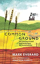 Common Ground: The Sharing of Land and Landscapes for Sustainability