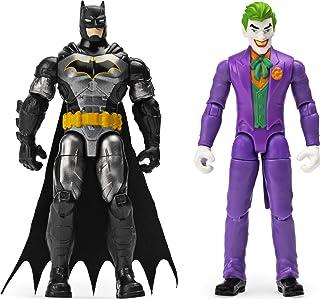 BATMAN - Cifras de acción de y el Joker de 4 Pulgadas con 6