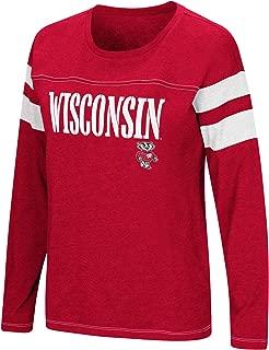 Colosseum Women's NCAA-Game of My Life-Dolman Long Sleeve Tee