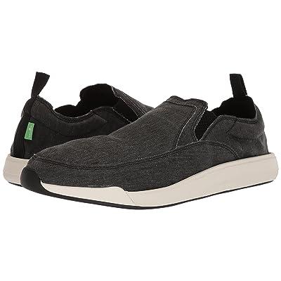 Sanuk Chiba Quest (Black) Shoes