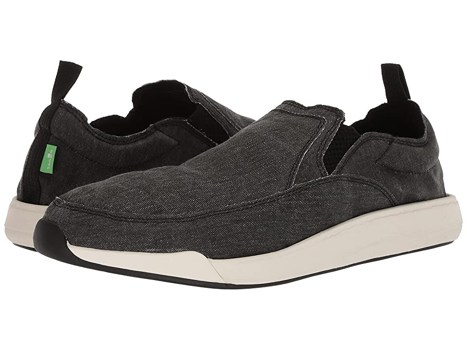 Sanuk Chiba Quest (Black) Shoes