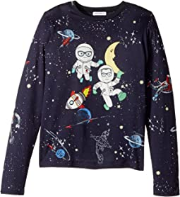 Dolce & Gabbana Kids - Spaceman T-Shirt (Big Kids)