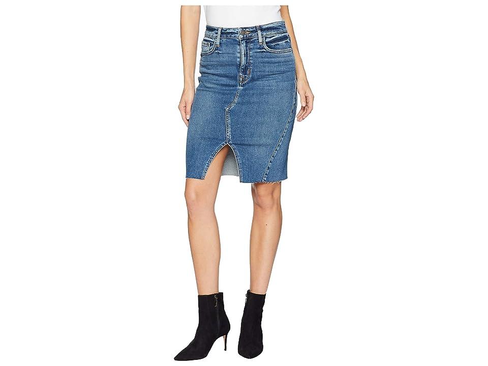 Sanctuary Sia A-Line Skirt (Flat Iron Grid) Women